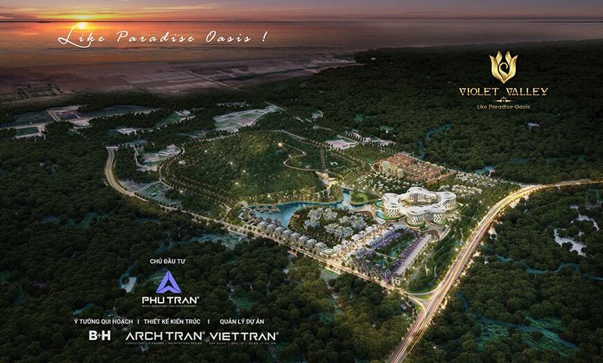 Dự án Thung Lũng Tím Phú Quốc