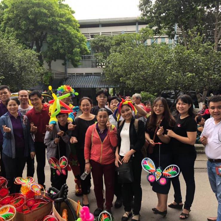 2018 - Trung Thu / BV Nhi Đồng