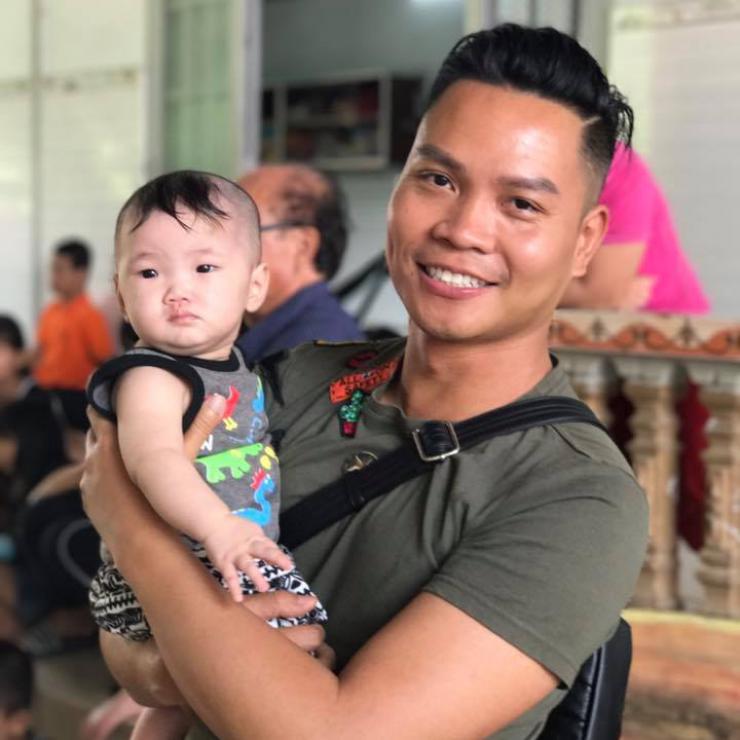 2018 - Thăm các trẻ em vùng núi / Madagui