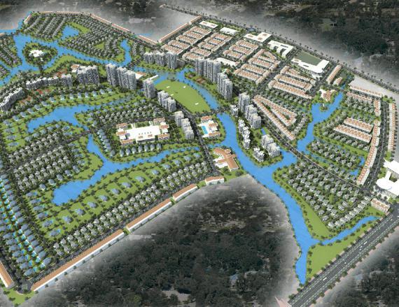 Thành phố sinh thái Năm Sao