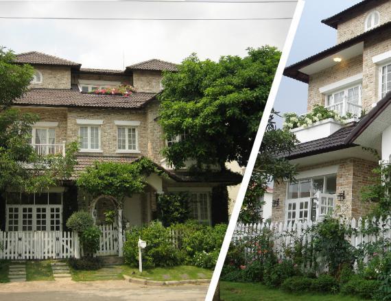 Biệt thự Phú Mỹ Hưng 2005